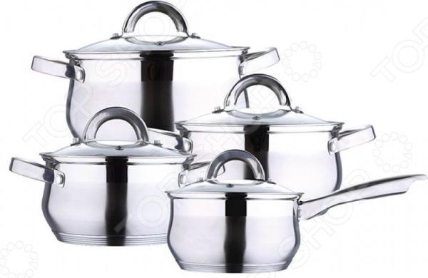 Набор посуды Wellberg WB-1423