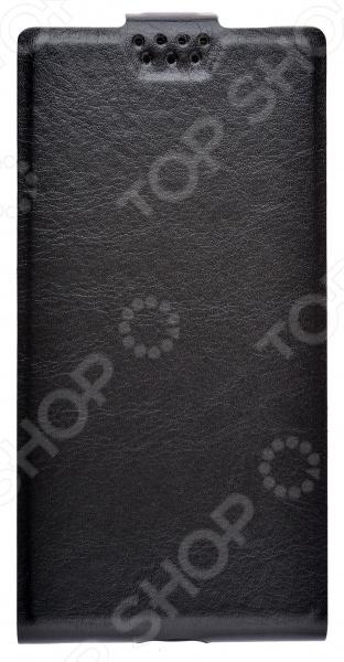 Чехол-флип skinBOX Sony Xperia X Compact аксессуар чехол sony xperia x compact skinbox slim black t f sxxc