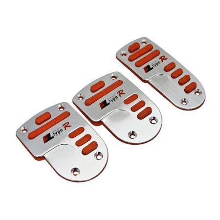 Купить Накладки на педали TYPE R GT-37901