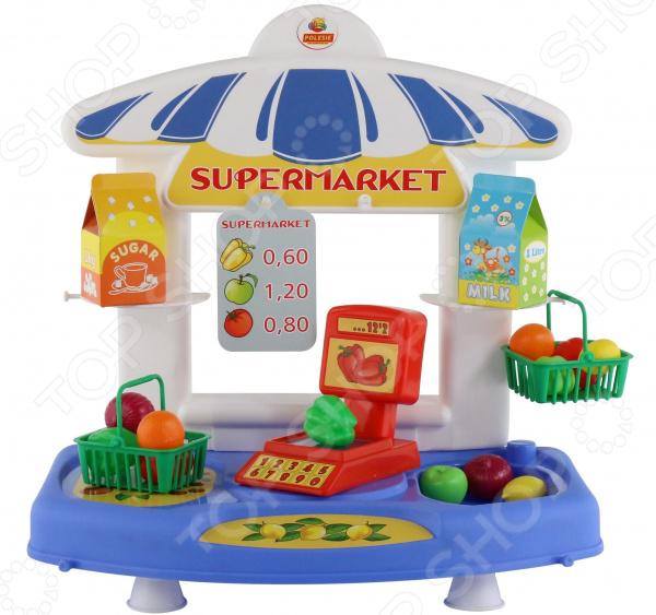 Игровой набор для ребенка Coloma Y Pastor «Супермаркет Алеся» игрушка coloma супермаркет для детей от 3 лет 17 предметов