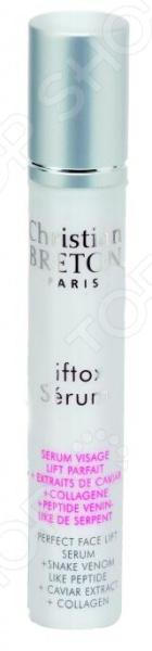 Сыворотка для увядающей кожи Christian Breton Paris «Лифтокс» крем christian breton крем ночной восстанавливающий christian breton энергия молодости 50мл paris