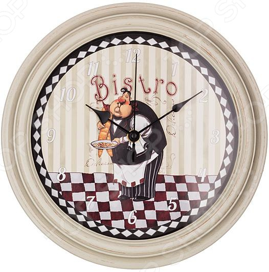 Часы настенные Lefard Chef Kitchen 220-156