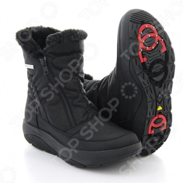 Ботинки зимние антискользящие женские Walkmaxx Fit