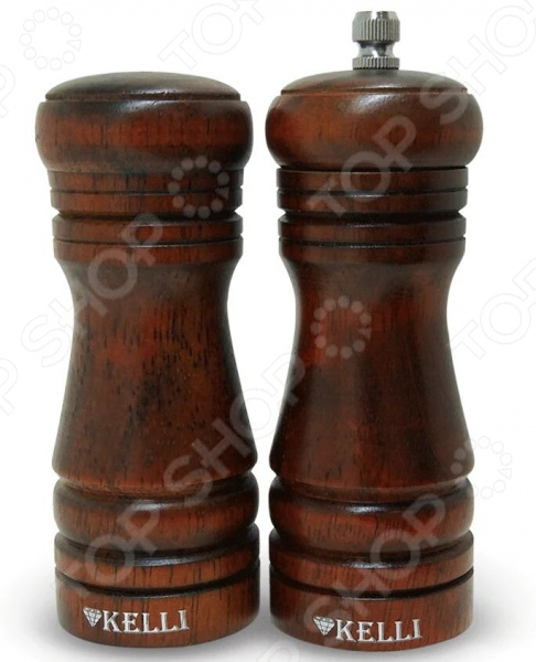 Набор:мельница для перца и солонка Kelli KL-11121