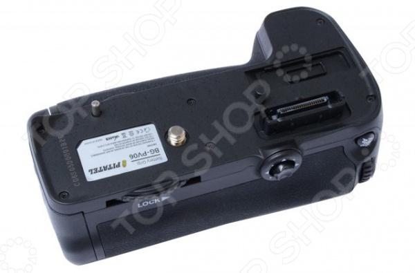 Фото - Аккумулятор для камеры Pitatel BG-PV06 meike fc 100 for nikon canon fc 100 macro ring flash light nikon d7100 d7000 d5200 d5100 d5000 d3200 d310