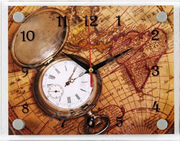 Часы настенные Eurostek 2026 СН Р 729
