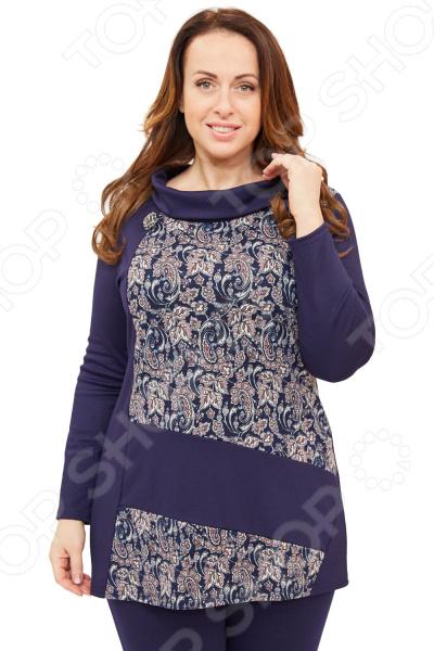 Матекс «Ясмина». Цвет: лиловый dimma fashion studio блуза ясмина коричневый
