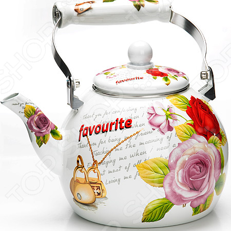 Чайник эмалированный Mayer&amp Boch MB-26497 Mayer&Boch - артикул: 1580340