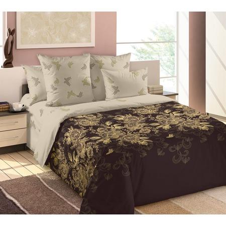 Купить Комплект постельного белья ТексДизайн «Золотая нить 1»