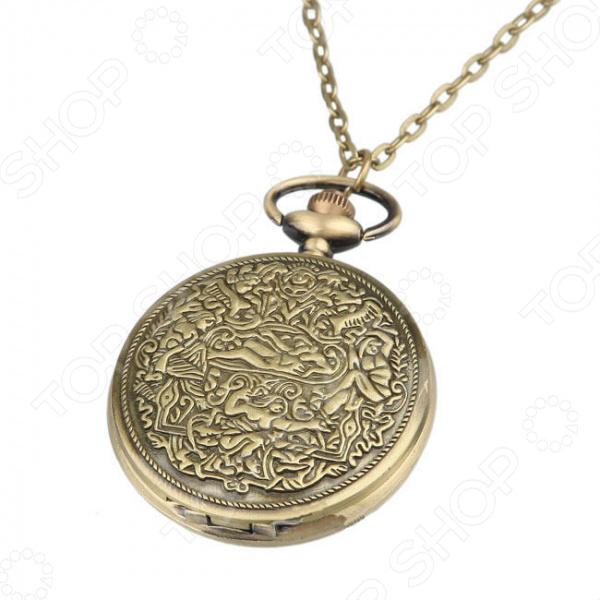 Кулон-часы Mitya Veselkov «Античность» кулон mitya veselkov микрофон в бронзе