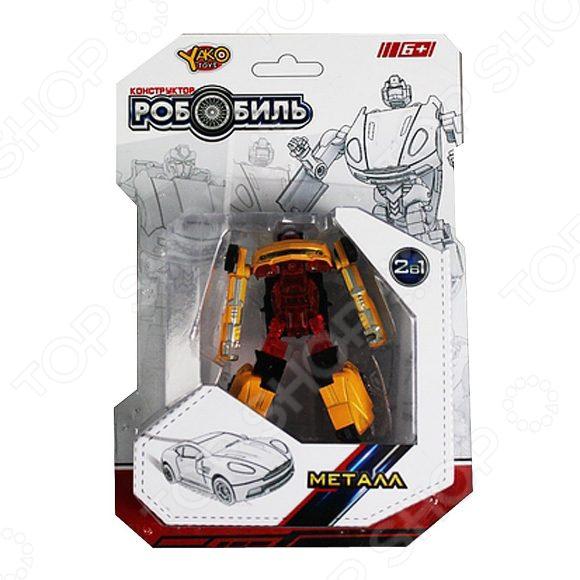 Робот-трансформер Наша Игрушка «Машина»
