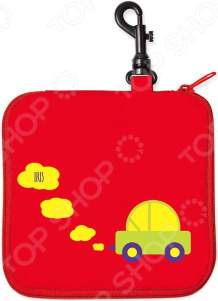 Термобутербродница IRIS Barcelona СнэкРико «Машинка» 16х16 см