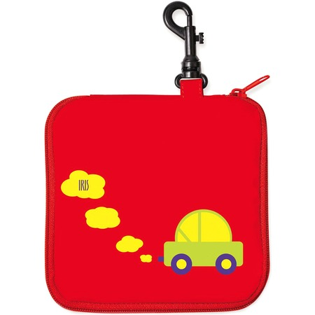 Купить Термобутербродница IRIS Barcelona СнэкРико «Машинка» 16х16 см