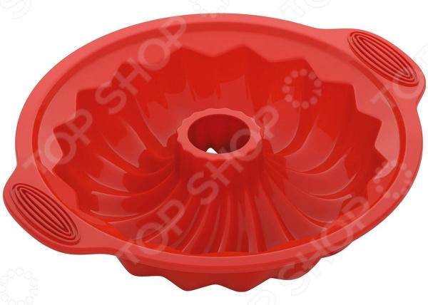 Форма для кекса круглая Nadoba Mila 762020 форма для кекса 30x6 см nadoba rada 761019