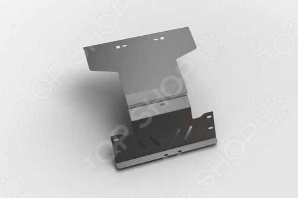 Комплект: защита картера и крепеж Novline-Autofamily ВАЗ 21214M 2010: 1,7 бензин МКПП комплект защита картера и крепеж novline autofamily kia spectra 2005 1 6 бензин мкпп акпп