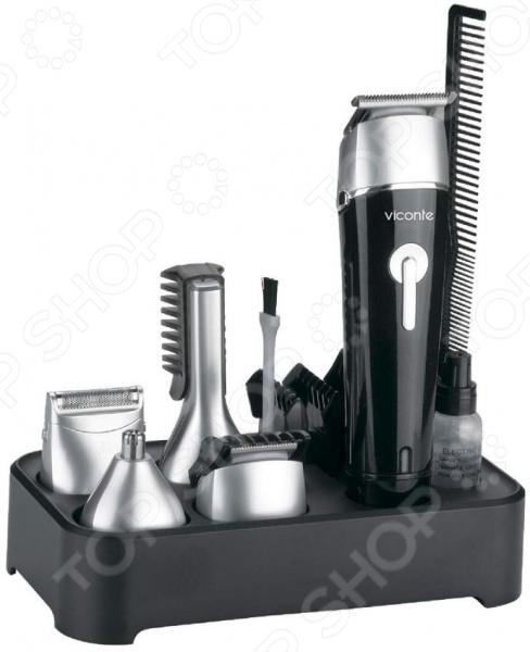 Машинка для стрижки Viconte VC-1476 машинка для стрижки волос viconte vc 1470 silver