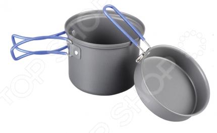 Котелок с крышкой-сковородой Tramp TRC-039