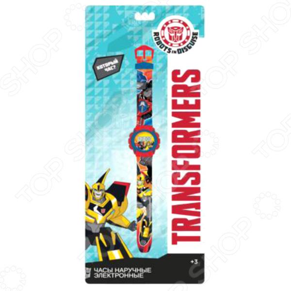 Часы наручные детские Kids Euroswan Transformers TNF31426