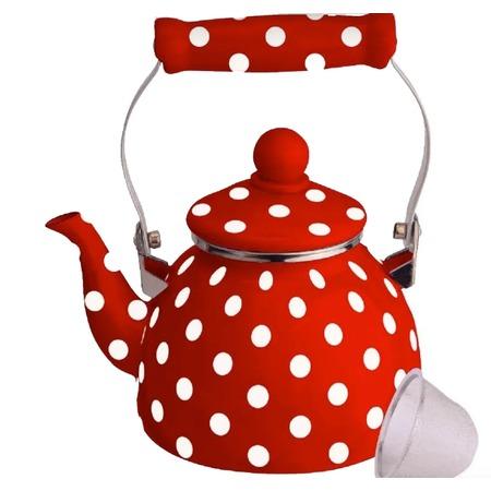 Купить Чайник эмалированный Kelli KL-4465