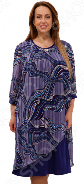 Платье Pretty Woman «Королева бала». Цвет: фиолетовый