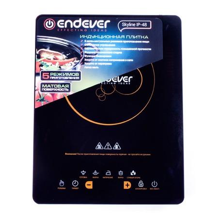 Купить Плита настольная индукционная Endever Skyline IP-48