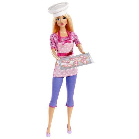 Купить Кукла Mattel Barbie-повар