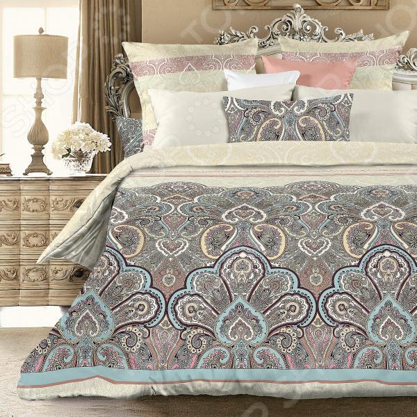 Комплект постельного белья Унисон «Лэйла» комплект постельного белья унисон бархат