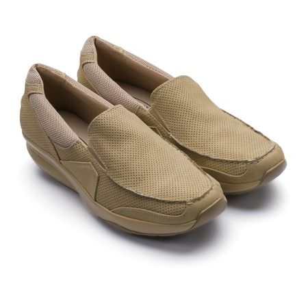 Мокасины мужские Walkmaxx Comfort 2.0. Цвет: бежевый