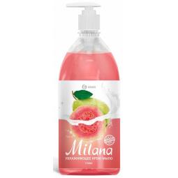 Крем-мыло жидкое увлажняющее GraSS Milana «Гуава»