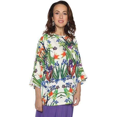 Купить Блузка El Fa Mei «Высокая идея». Цвет: мультиколор
