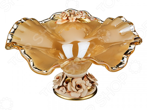 Чаша декоративная WHITE CRISTAL 647-627 WHITE CRISTAL - артикул: 1863659