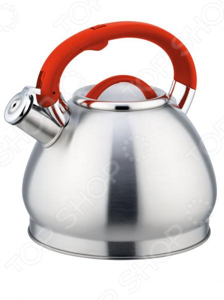 Чайник со свистком Eurostek ESK-3061 чайник eurostek со свистком 3 л esk 3060