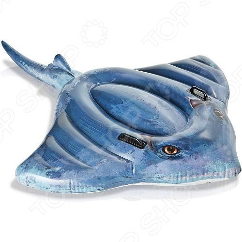 Игрушка надувная Intex 57550 «Скат» игрушка надувная intex акула