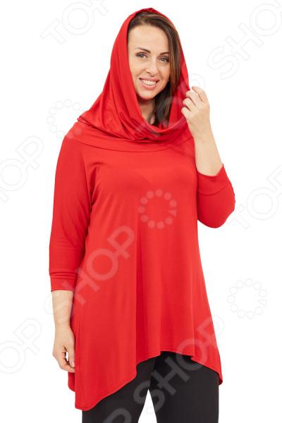 Туника Матекс «Инара». Цвет: красный  туника матекс чистый взгляд цвет красный