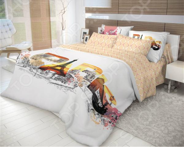 Комплект постельного белья Волшебная ночь Splash постельное белье волшебная ночь комплект постельного белья волшебная ночь 2 0 сп 50 70 breakfast