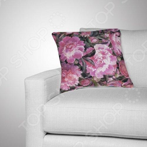 Подушка декоративная «Фиолетус»