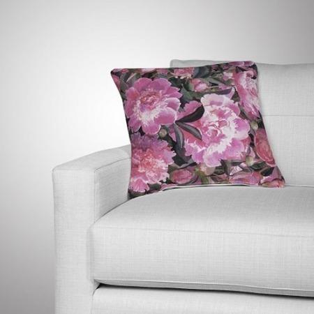 Купить Подушка декоративная «Фиолетус»