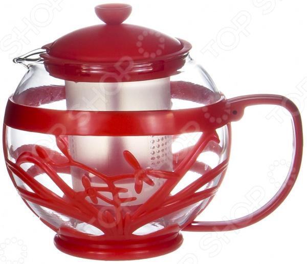 Zakazat.ru: Чайник заварочный с ситом OlAff DHF-A321