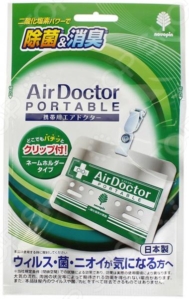 Средство дезинфицирующее Air Doctor «Блокатор вирусов»