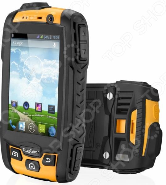 Мобильный телефон защищенный RugGear RG500 Swift Pro