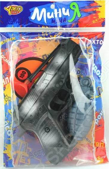 Игровой набор для мальчика Yako «Полиция» 1724716 yako toys игровой набор 3 в 1 я автодизайнер