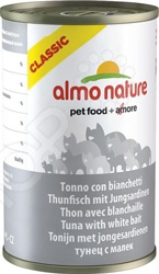almo nature Classic Tuna and Whitebait 54356