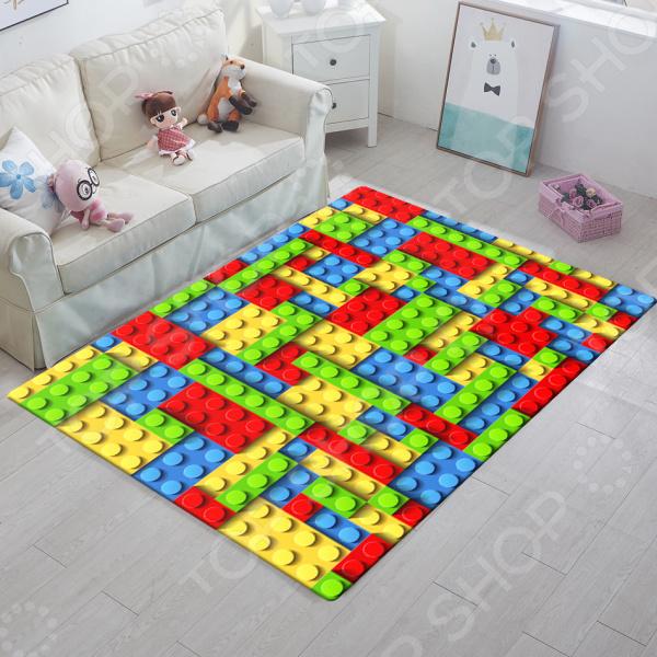 Ковер ТамиТекс «Лего» 1