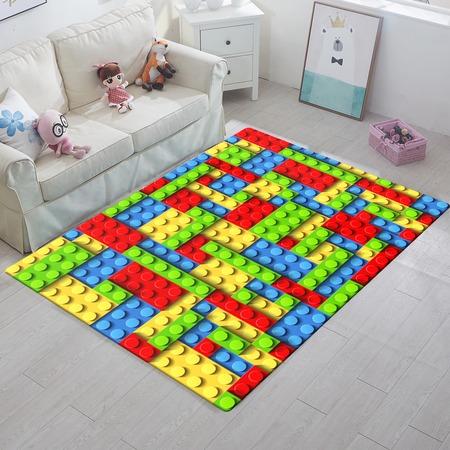 Купить Ковер ТамиТекс «Лего»