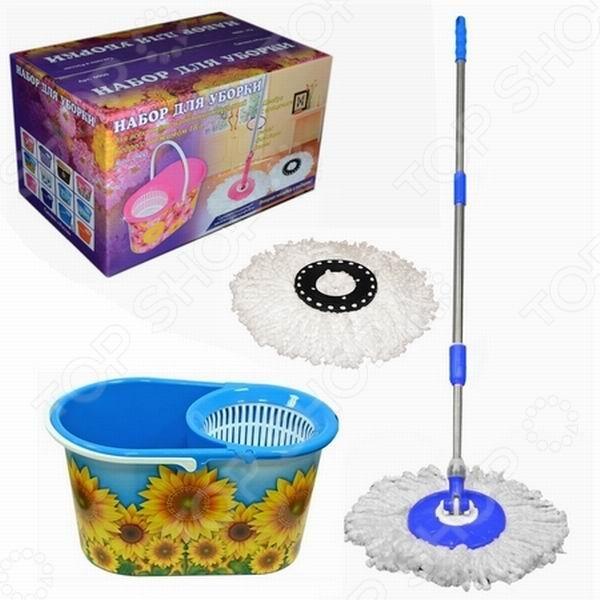 Набор для уборки Violet 0900/187 «Подсолнухи»