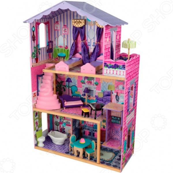 Кукольный дом с аксессуарами KidKraft «Особняк мечты»