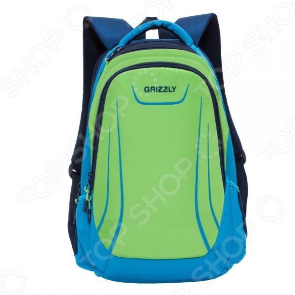 Рюкзак молодежный Grizzly RU-803-2