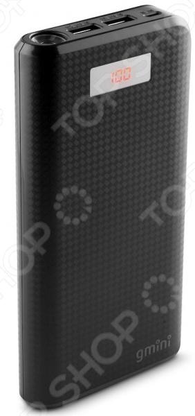 Аккумулятор внешний Gmini GM-PB-200TC аккумулятор внешний gmini gm pb 80tc