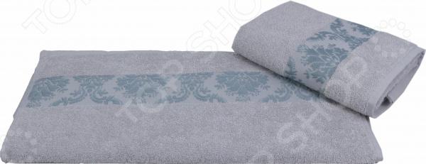 Полотенце махровое Hobby Home Collection Ruzanna. Цвет: светло-голубой