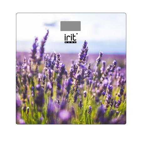 Купить Весы напольные Irit Лаванда IR-7266